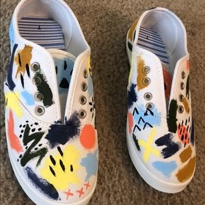 Shoes - Fun Handpainted Shoes